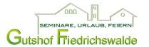 Logo des Gutshof Friedrichswalde